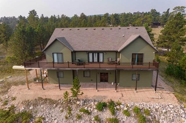 11313 Chimney Canyon Rd, Piedmont, SD 57769 (MLS #156149) :: VIP Properties