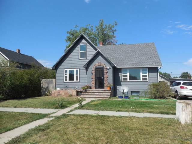 114 E Monroe Ave, Rapid City, SD 57701 (MLS #156157) :: Dupont Real Estate Inc.