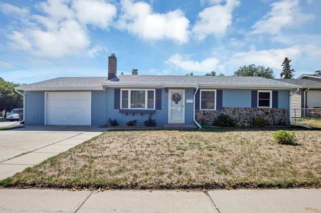 149 Fairmont Blvd, Rapid City, SD 57701 (MLS #156163) :: Heidrich Real Estate Team