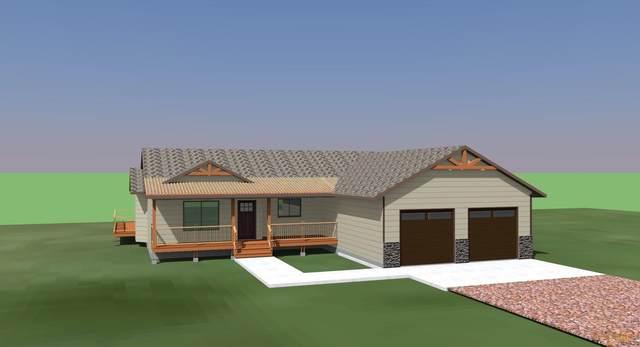 13558 Dark Timber Ct, Piedmont, SD 57769 (MLS #156166) :: Christians Team Real Estate, Inc.