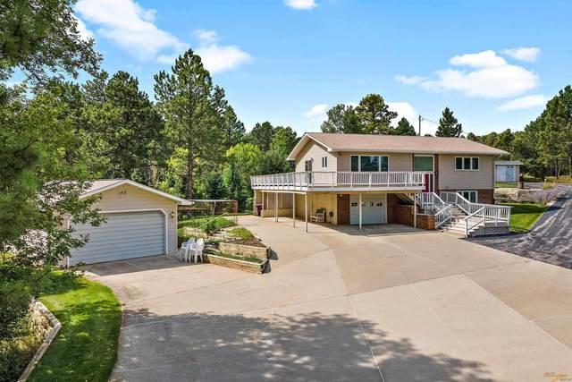 3802 Ponderosa Trl, Rapid City, SD 57702 (MLS #156176) :: Christians Team Real Estate, Inc.