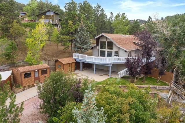 2025 Peace Path, Rapid City, SD 57701 (MLS #156178) :: Heidrich Real Estate Team