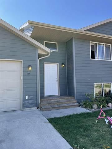 485 Eisenhower Ln, Box Elder, SD 57719 (MLS #156183) :: VIP Properties