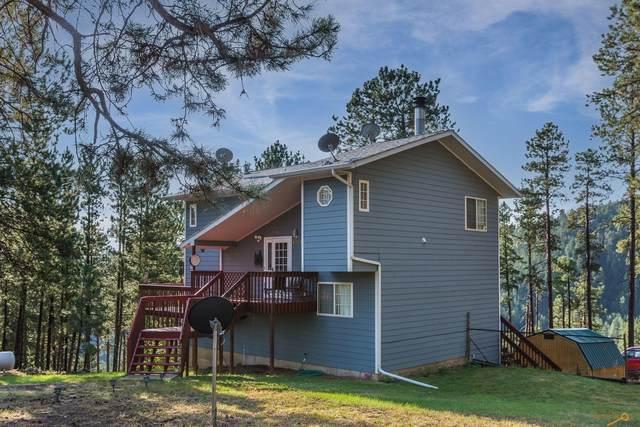 13245 Tomaha Ridge Rd, Rapid City, SD 57702 (MLS #156191) :: Heidrich Real Estate Team