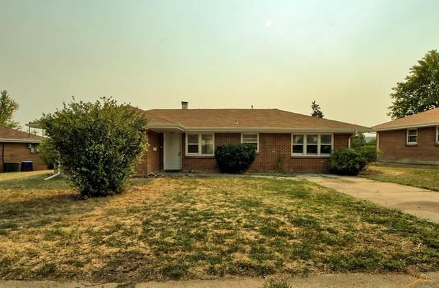 141 Belleview Dr, Rapid City, SD 57701 (MLS #156196) :: Christians Team Real Estate, Inc.