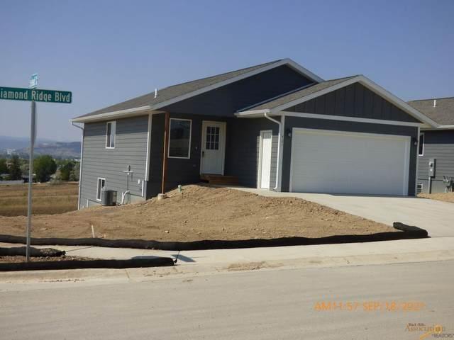 721 Diamond Ridge Boulevard, Rapid City, SD 57703 (MLS #156217) :: Christians Team Real Estate, Inc.