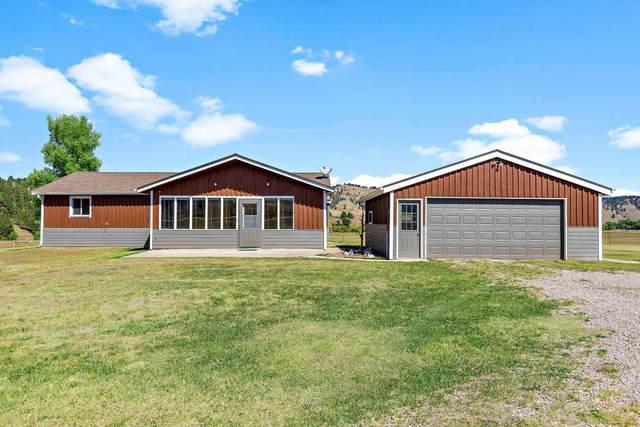 24630 Bender Ridge Rd, Hermosa, SD 57744 (MLS #156223) :: VIP Properties