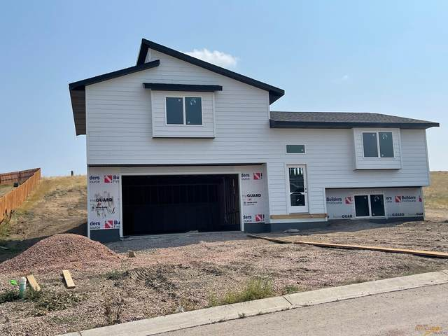 243 Jasper Ct, Rapid City, SD 57701 (MLS #156232) :: Dupont Real Estate Inc.