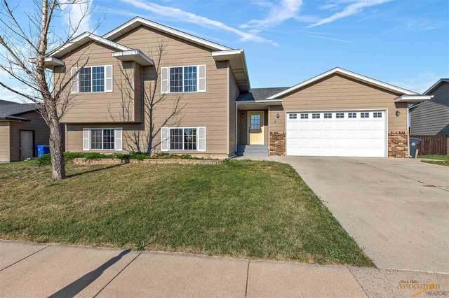 635 Missoula St, Rapid City, SD 57703 (MLS #156234) :: VIP Properties
