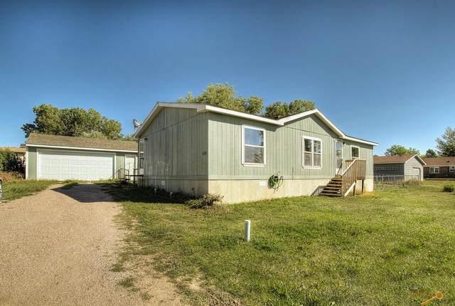1620 Sweetbriar, Rapid City, SD 57703 (MLS #156240) :: Heidrich Real Estate Team