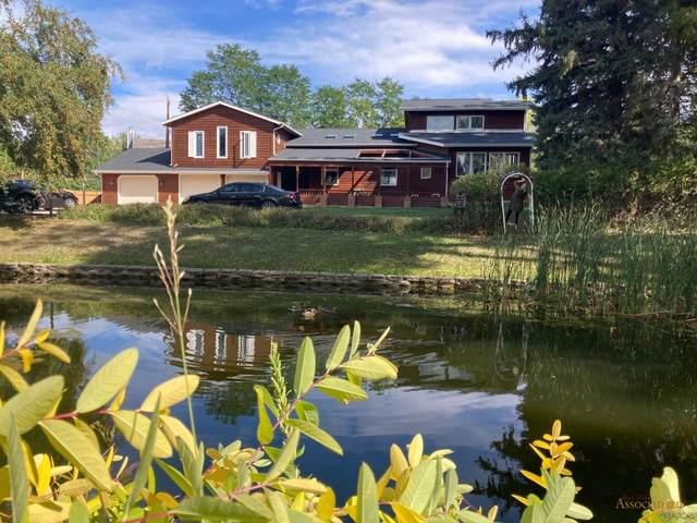 2716 Country Club Dr, Rapid City, SD 57702 (MLS #156242) :: VIP Properties