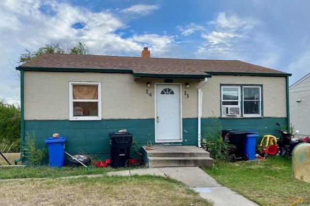 501 E St Patrick, Rapid City, SD 57701 (MLS #156244) :: Heidrich Real Estate Team