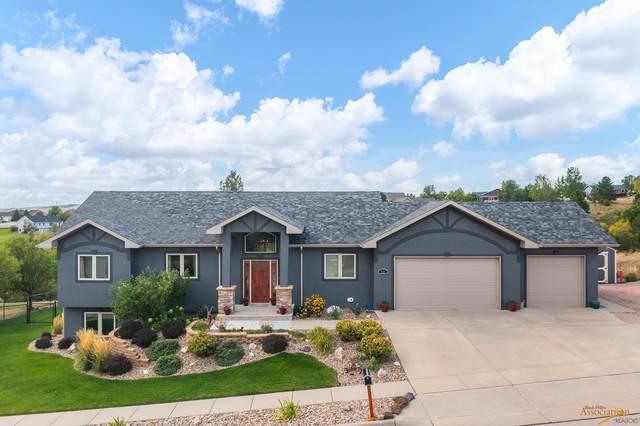 421 Stumer Rd, Rapid City, SD 57701 (MLS #156254) :: VIP Properties