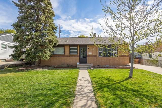 1014 Allen Ave, Rapid City, SD 57701 (MLS #156255) :: Dupont Real Estate Inc.