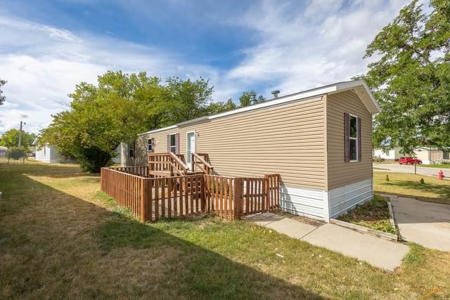 840 N Spruce, Rapid City, SD 57701 (MLS #156261) :: VIP Properties
