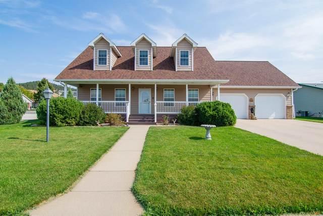 2840 Starline Ave, Sturgis, SD 57785 (MLS #156267) :: Heidrich Real Estate Team