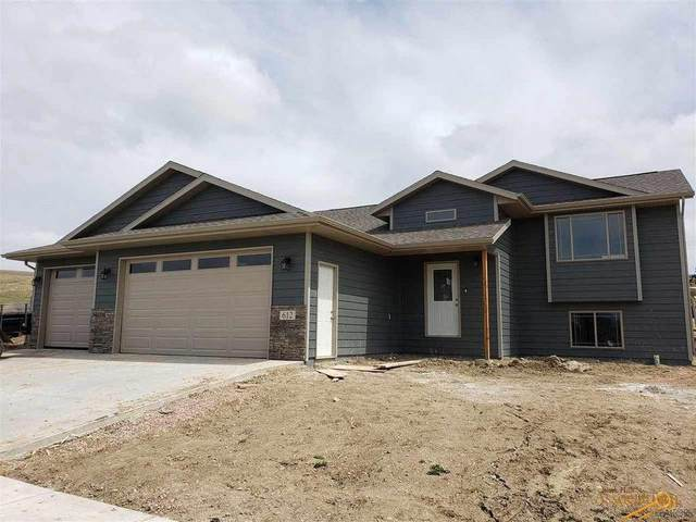 TBD Weatherby Loop, Rapid City, SD 57703 (MLS #156270) :: VIP Properties