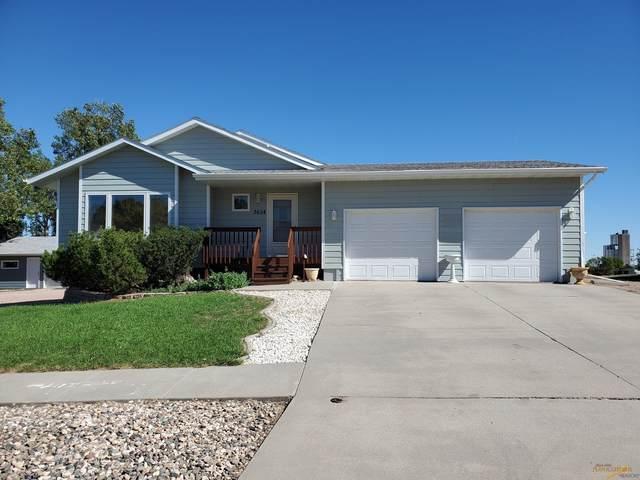 3604 Hemlock, Rapid City, SD 57701 (MLS #156274) :: VIP Properties