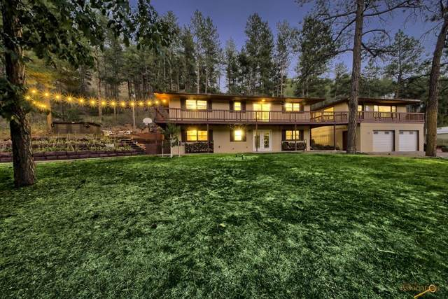 3940 Red Rock Canyon Rd, Rapid City, SD 57702 (MLS #156278) :: Dupont Real Estate Inc.