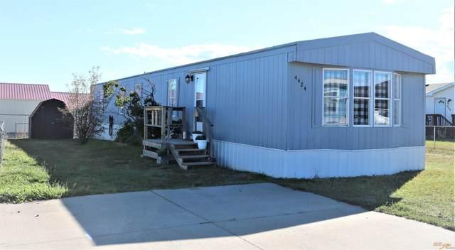 4424 Circlewood Dr, Rapid City, SD 57703 (MLS #156281) :: VIP Properties