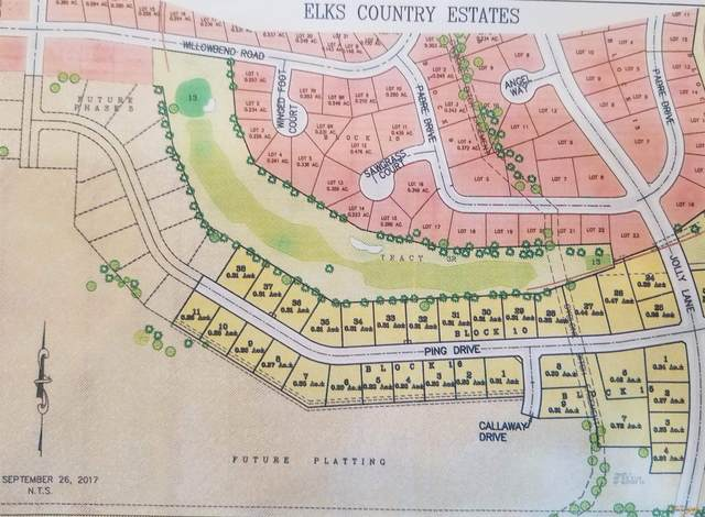 TBD Jolly Ln, Rapid City, SD 57703 (MLS #156288) :: VIP Properties
