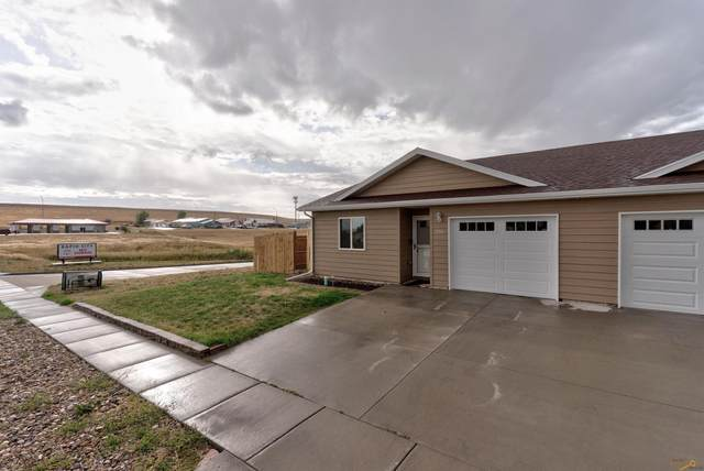 555 Kathryn Ave, Rapid City, SD 57701 (MLS #156289) :: Dupont Real Estate Inc.