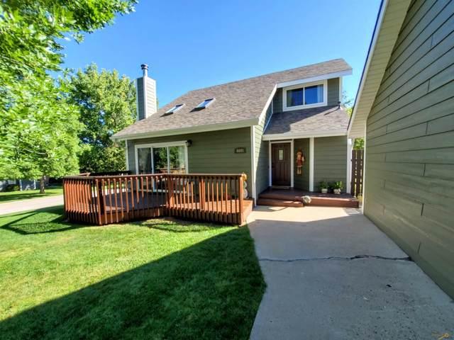 4601 Steamboat Cir, Rapid City, SD 57702 (MLS #156295) :: VIP Properties