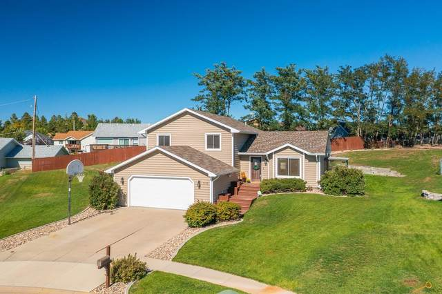1028 Park Hill Ct, Rapid City, SD 57701 (MLS #156296) :: VIP Properties