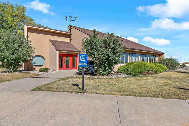 150 Knollwood Dr, Rapid City, SD 57701 (MLS #156297) :: Dupont Real Estate Inc.
