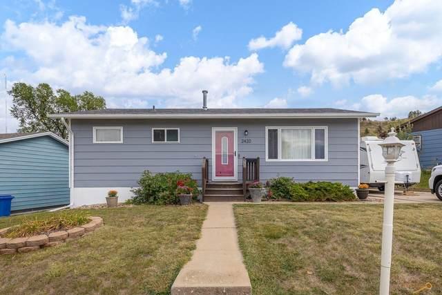 2420 Cruz Dr, Rapid City, SD 57702 (MLS #156300) :: Dupont Real Estate Inc.