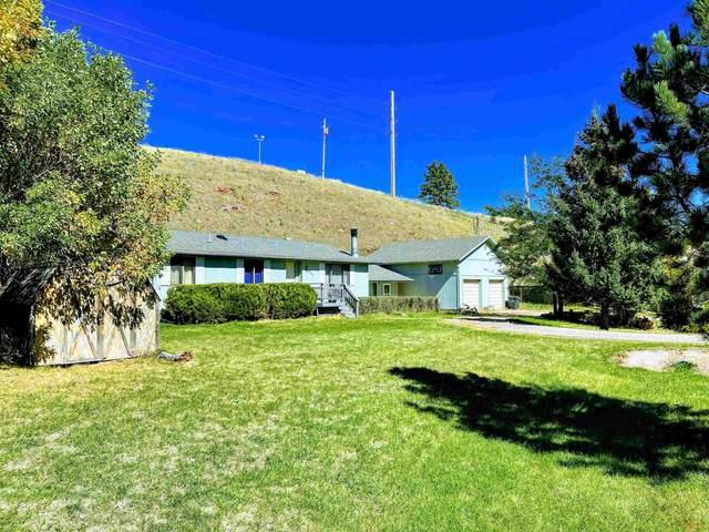 4950 Whispering Pines Dr, Rapid City, SD 57702 (MLS #156309) :: VIP Properties