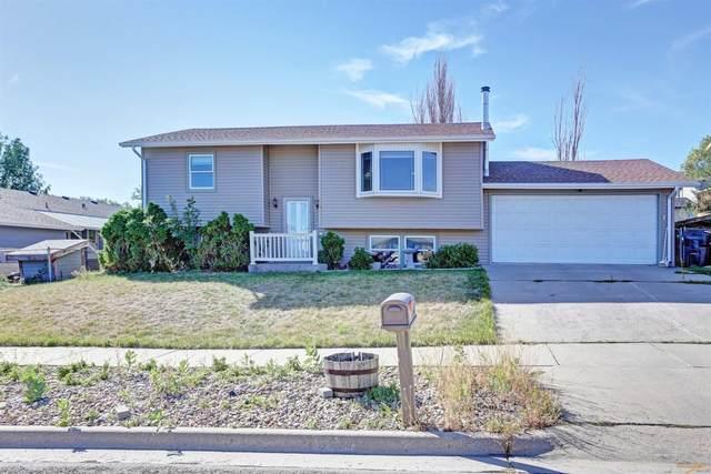 647 Comet Ct, Rapid City, SD 57701 (MLS #156311) :: Dupont Real Estate Inc.