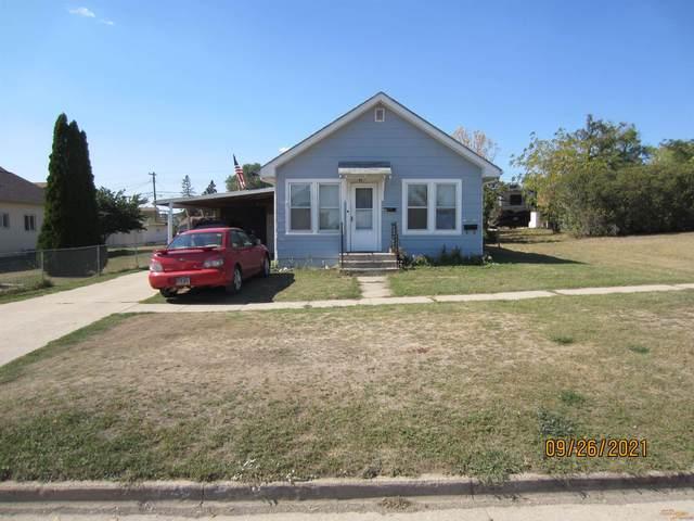 815 and 815 1/2 Dilger Ave, Rapid City, SD 57701 (MLS #156341) :: Daneen Jacquot Kulmala & Steve Kulmala