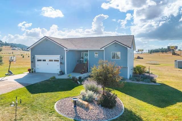 11225 Quaal Rd, Black Hawk, SD 57718 (MLS #156352) :: Dupont Real Estate Inc.