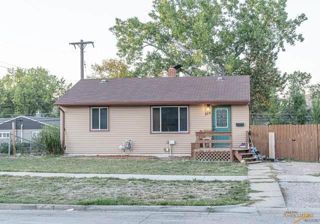 328 Tallent, Rapid City, SD 57701 (MLS #156373) :: Christians Team Real Estate, Inc.