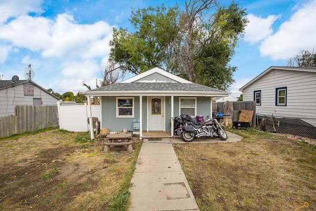 1109 Blaine Ave, Rapid City, SD 57701 (MLS #156410) :: Heidrich Real Estate Team
