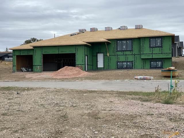 803 Jones Dr, Rapid City, SD 57703 (MLS #156414) :: Heidrich Real Estate Team