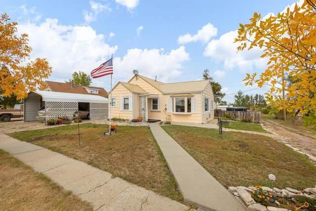 24 Pine, Quinn, SD 57775 (MLS #156415) :: Heidrich Real Estate Team