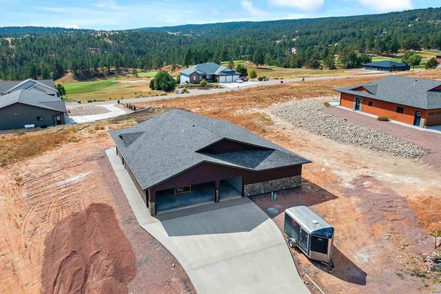 310 Falcon Dr, Hot Springs, SD 57747 (MLS #156445) :: Dupont Real Estate Inc.