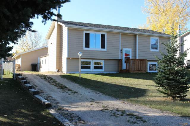 1206 Canal, Custer, SD 57730 (MLS #156454) :: Dupont Real Estate Inc.