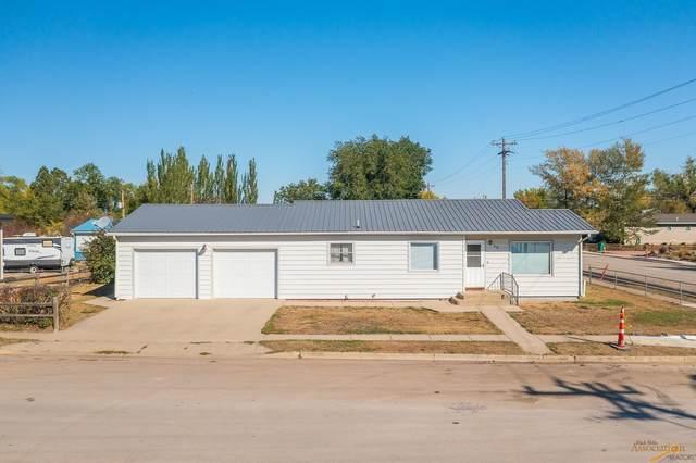 218 5TH AVE, Wall, SD 57790 (MLS #156463) :: Heidrich Real Estate Team