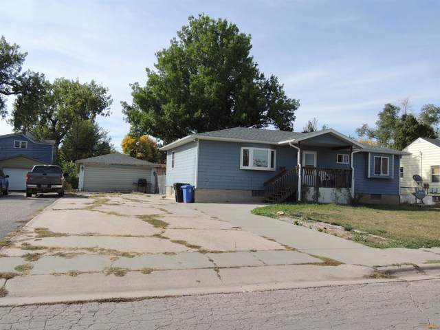 1709 Sioux Ave, Rapid City, SD 57701 (MLS #156469) :: Dupont Real Estate Inc.
