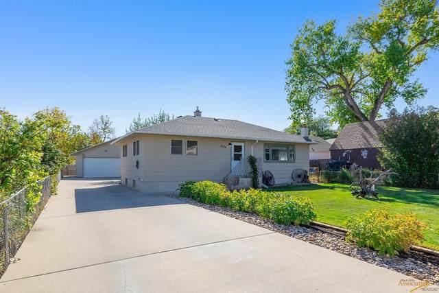 4109 Minnekahta Dr, Rapid City, SD 57702 (MLS #156483) :: Heidrich Real Estate Team