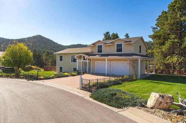 217 Buds Dr, Hill City, SD 57745 (MLS #156496) :: Heidrich Real Estate Team