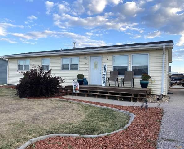 321 Mule Deer Trail, Box Elder, SD 57719 (MLS #156506) :: Heidrich Real Estate Team