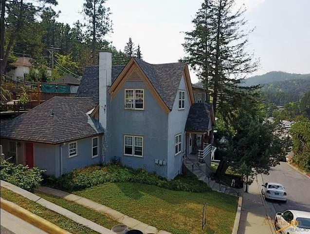 30 Jefferson, Deadwood, SD 57732 (MLS #156514) :: Christians Team Real Estate, Inc.