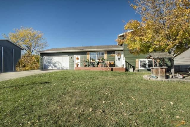 4813 Meadow Dr, Black Hawk, SD 57718 (MLS #156517) :: VIP Properties