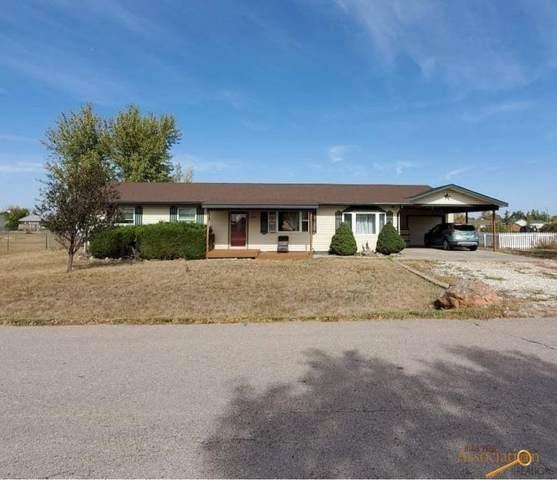 520 Meadowlark Dr, Box Elder, SD 57719 (MLS #156521) :: Heidrich Real Estate Team