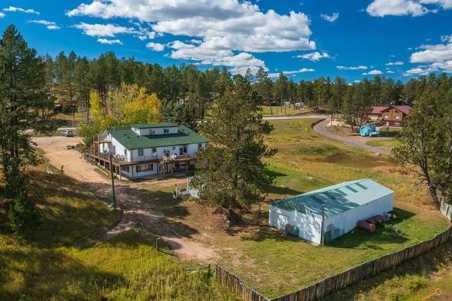 25234 Hwy 385, Custer, SD 57730 (MLS #156530) :: Daneen Jacquot Kulmala & Steve Kulmala