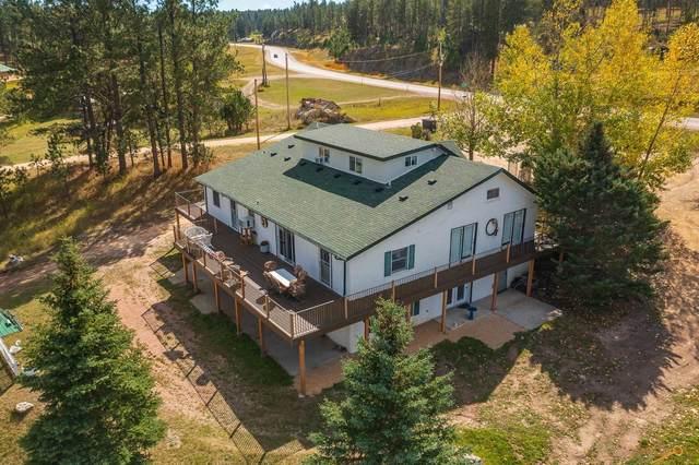 25234 Hwy 385, Custer, SD 57730 (MLS #156541) :: Dupont Real Estate Inc.
